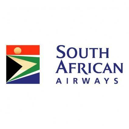 free vector South african airways 0