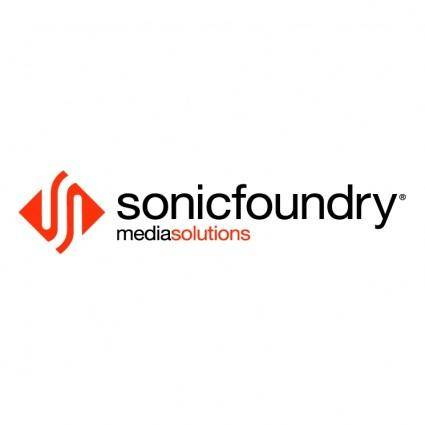 Sonic foundry 2