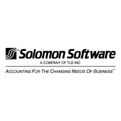 Solomon software 0