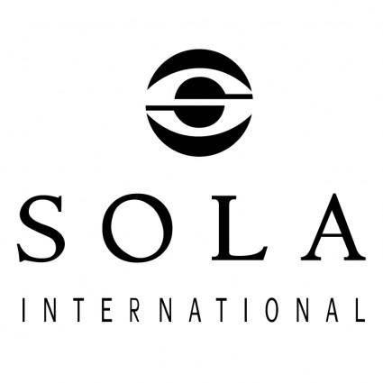 free vector Sola international