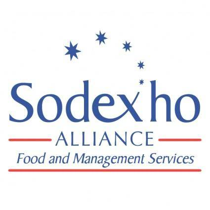 free vector Sodexho alliance