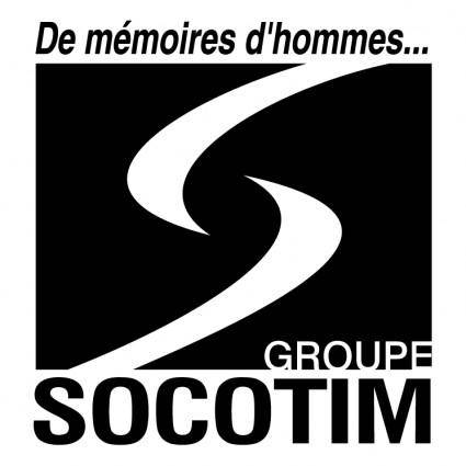 free vector Socotim groupe