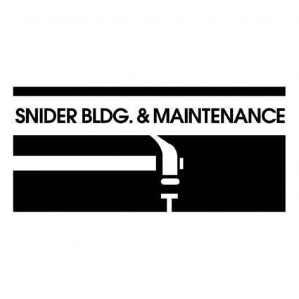 free vector Snider bldg maintenance