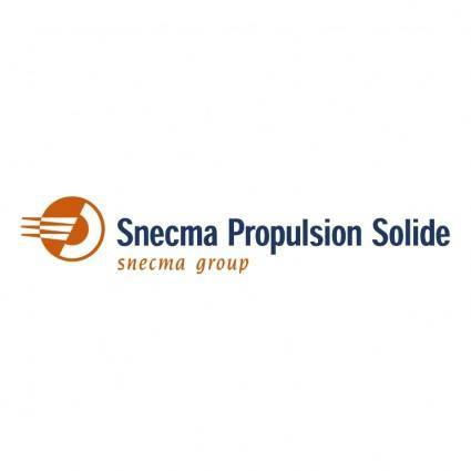 Snecma propulsion solide