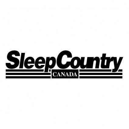 free vector Sleep country