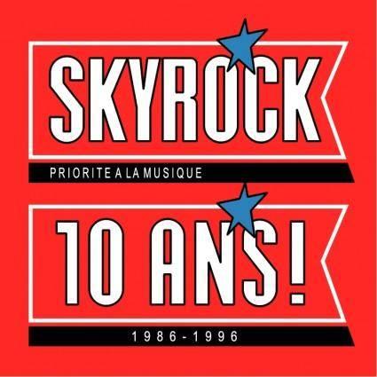 free vector Skyrock 1