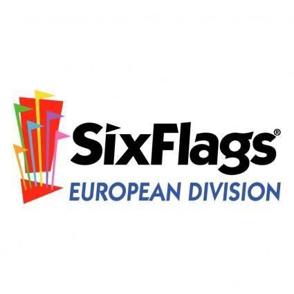 Six flags european division 0