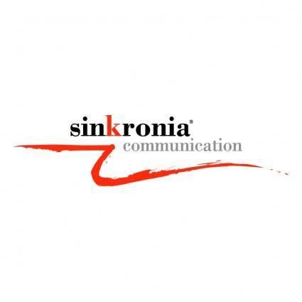 free vector Sinkronia communication