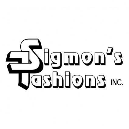 free vector Sigmons fashions