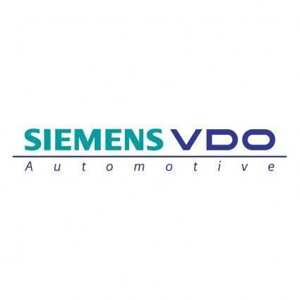 free vector Siemens vdo automotive