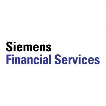 free vector Siemens financial services
