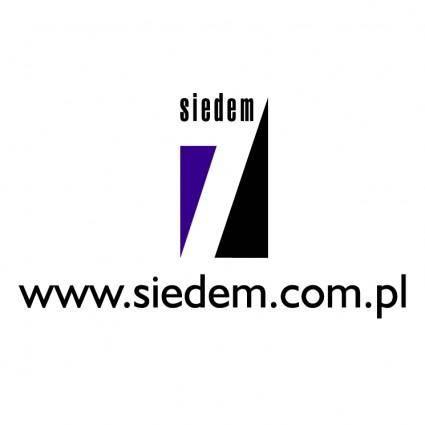free vector Siedem