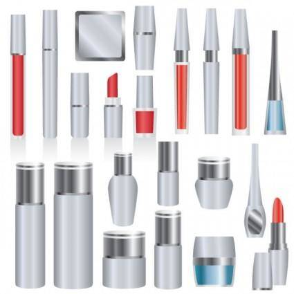 free vector Daily cosmetics 04 vector