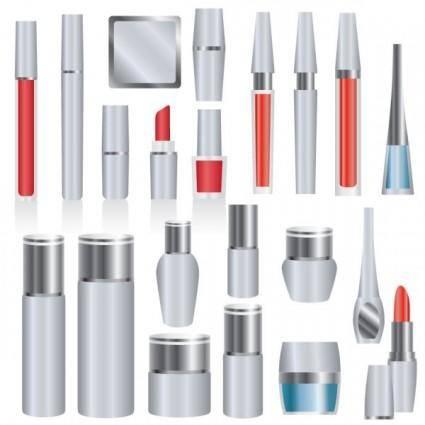 Daily cosmetics 04 vector