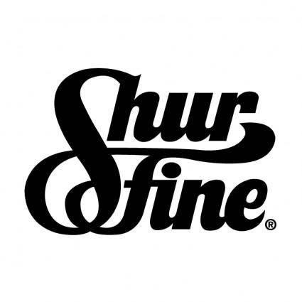 free vector Shurfine 0