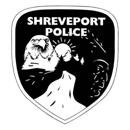 free vector Shreveport police