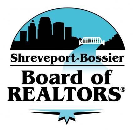 free vector Shreveport bossier board of realtors