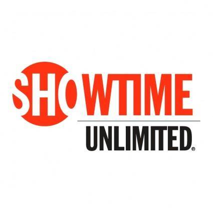 free vector Showtime unlimited