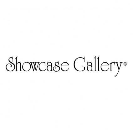 Showcase gallery