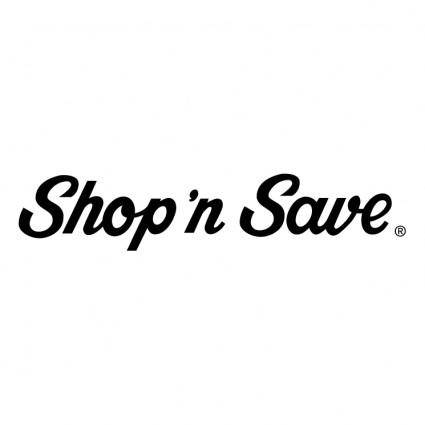 free vector Shop n save 0