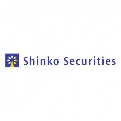free vector Shinko securities