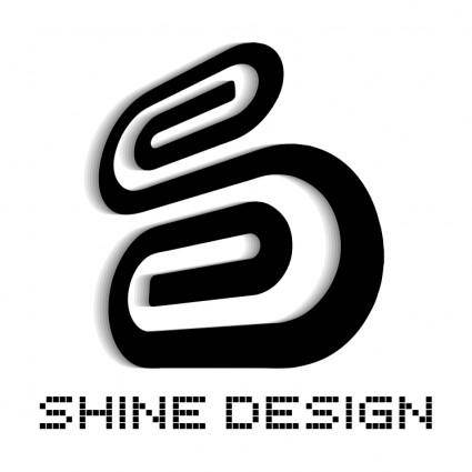 free vector Shine design