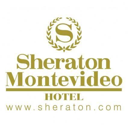 free vector Sheraton montevideo hotel