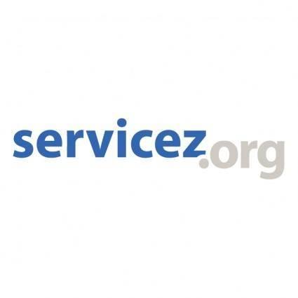 free vector Servicez