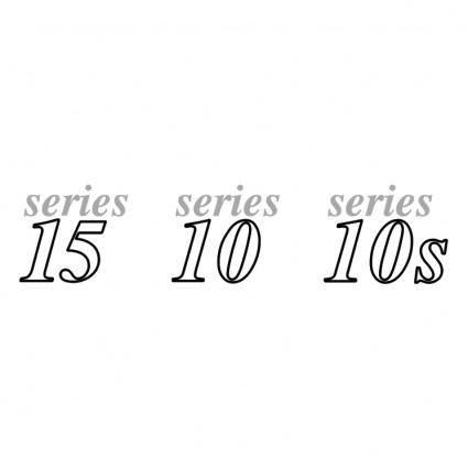 Series 15 10 10s