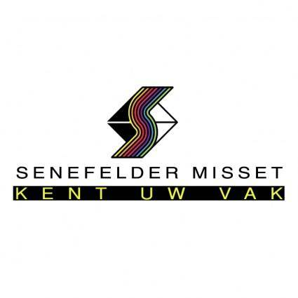 free vector Senefelder misset