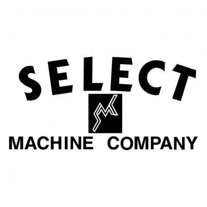 Select machine company
