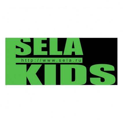 free vector Sela kids