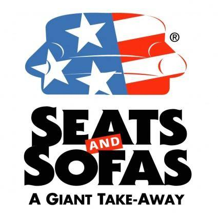 free vector Seats and sofas