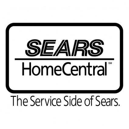 free vector Sears homecentral