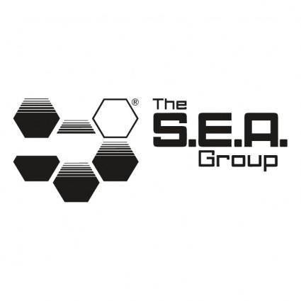 free vector Sea group 4