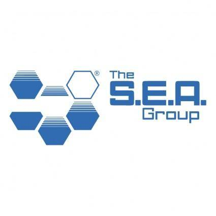 free vector Sea group 2
