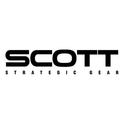 Scott strategic gear