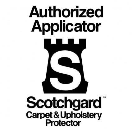 free vector Scotchgard