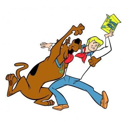 free vector Scooby doo 0