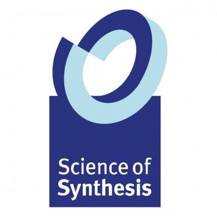 free vector Science of synthesis
