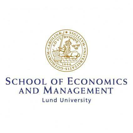 free vector School of economics and management