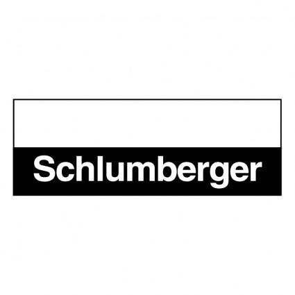 free vector Schlumberger 0