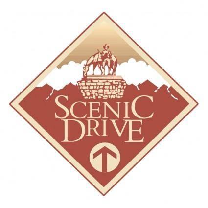 free vector Scenic drive