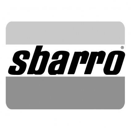 free vector Sbarro