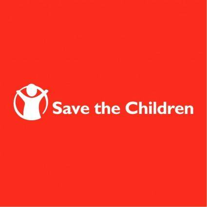 free vector Save the children
