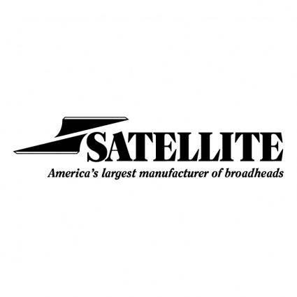 free vector Satellite 1