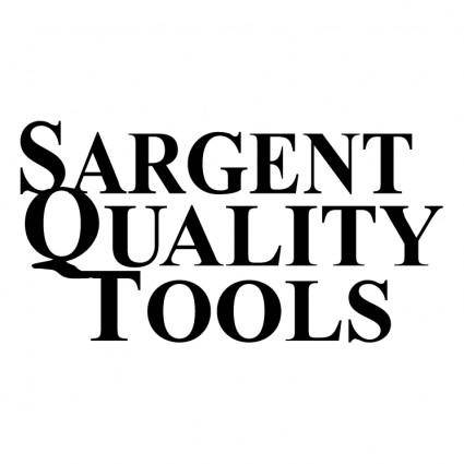 Sargent quality tools