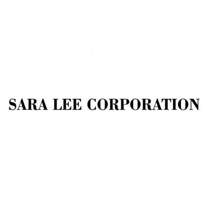 free vector Sara lee corporation