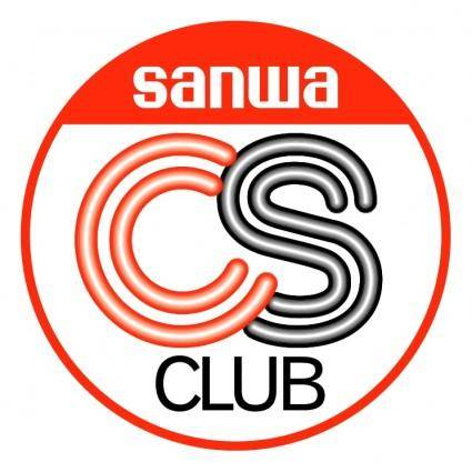 free vector Sanwa club
