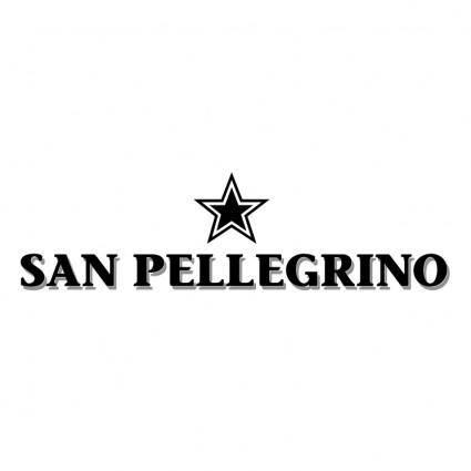 free vector San pellegrino